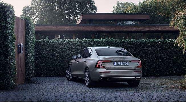 Diseño del nuevo Volvo S60.