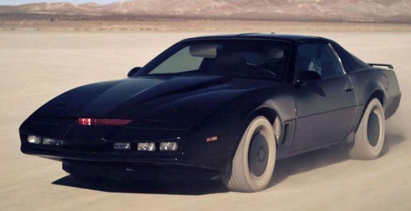 El coche fantástico.