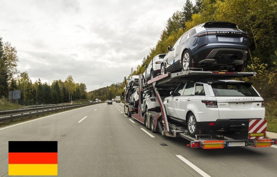 Importar un coche de Alemania.