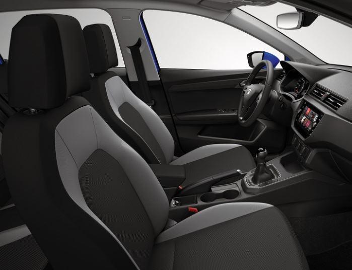 Interior SEAT Ibiza.