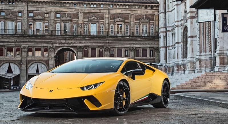 Lamborghini Huracán Performante, el V10 más bestia y preciso