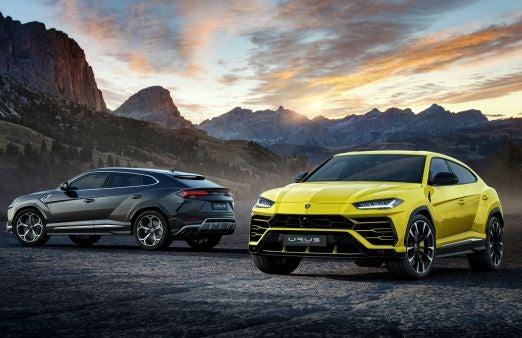Lamborghini Urus, el SUV deportivo más rápido de la historia