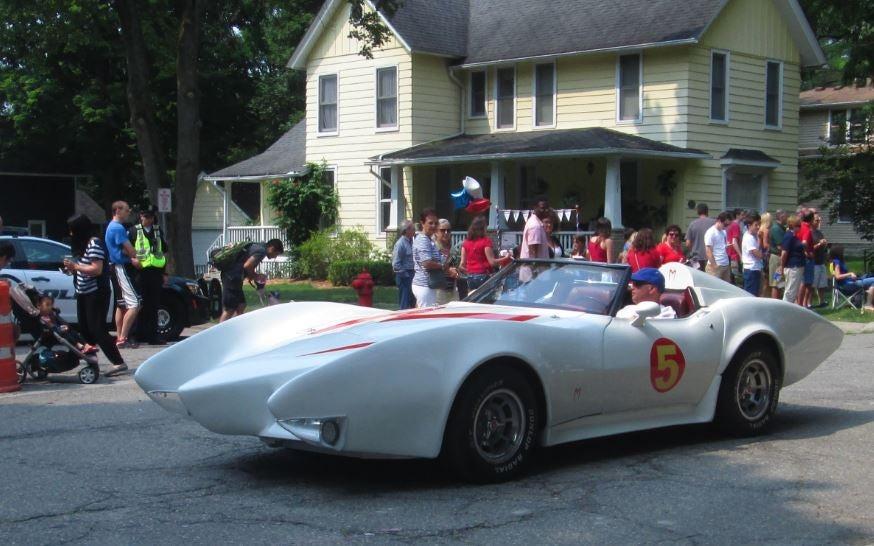Los coches de dibujos animados que existieron en realidad.