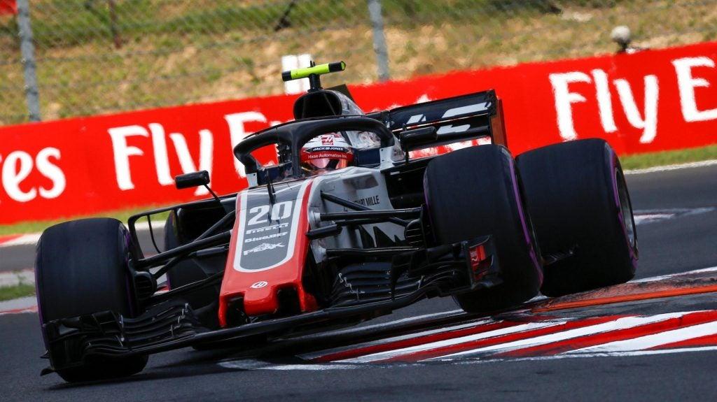 Mundial de Fórmula 1: Haas de Magnussen