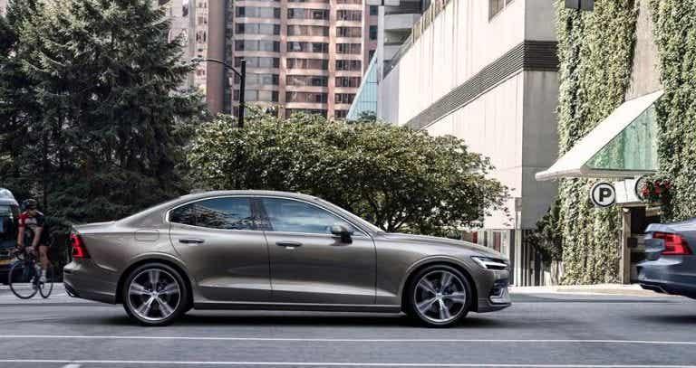 Nuevo Volvo S60 2018
