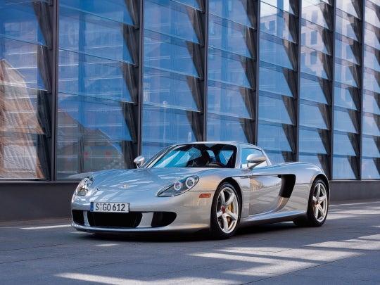 Porsche Carrera GT, el último superdeportivo analógico de la historia