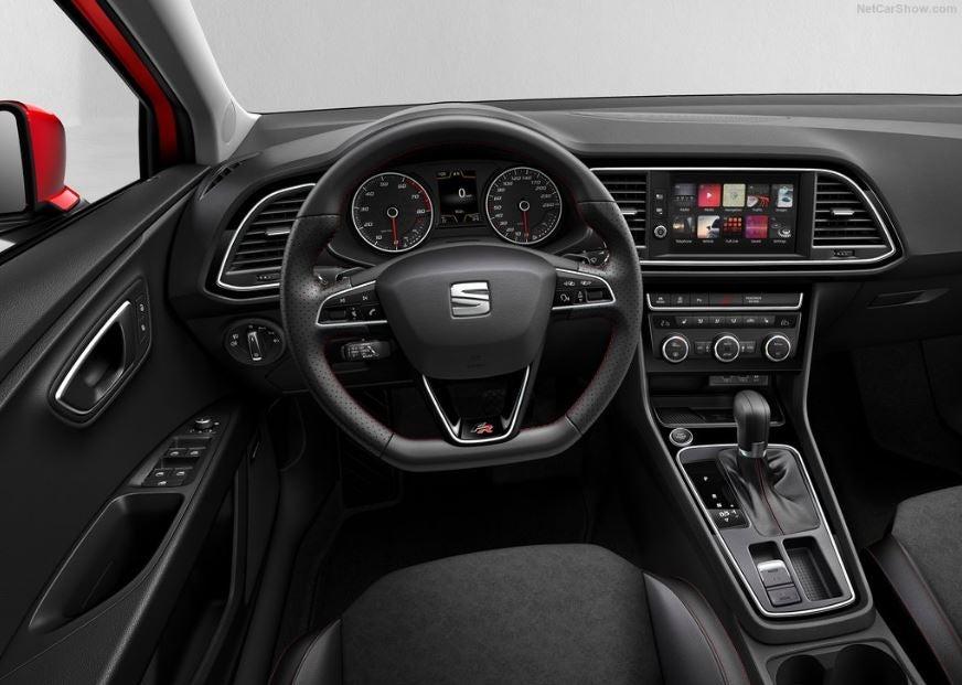 SEAT León, equipamiento opcional