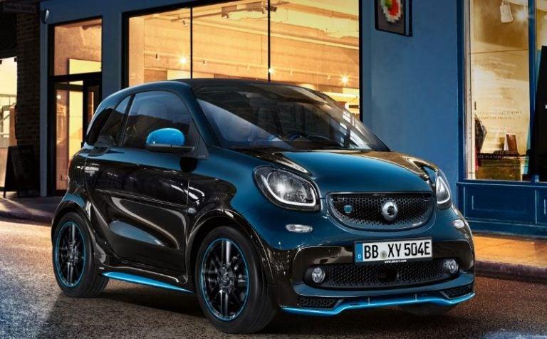 Smart EQ fortwo + versión cabrio