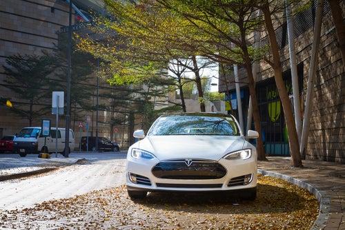 Tesla Model S en China