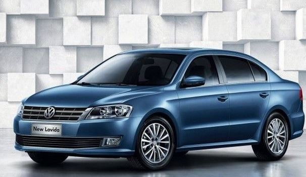 Volkswagen New Lavida.