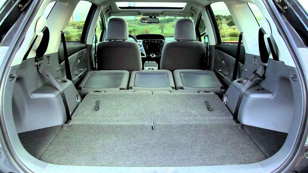 Toyota Prius 7 plazas