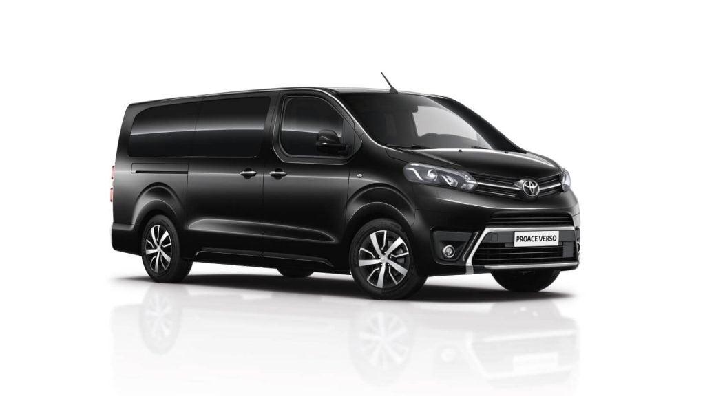 Toyota Proace y Proace Verso: confort, seguridad y resistencia