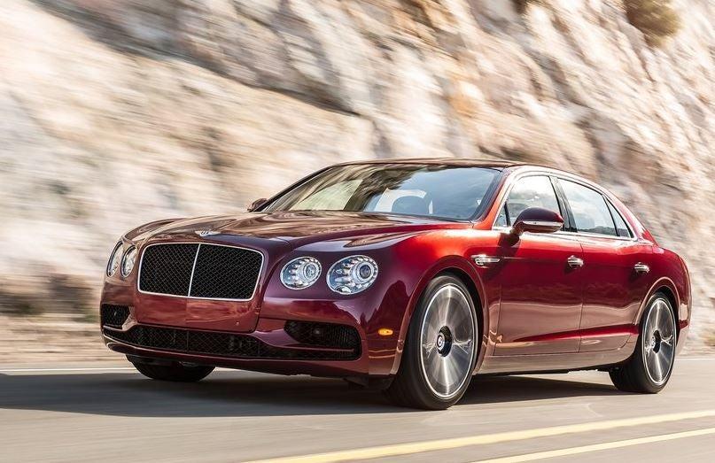Bentley Flying Spur, un buen punto de partida