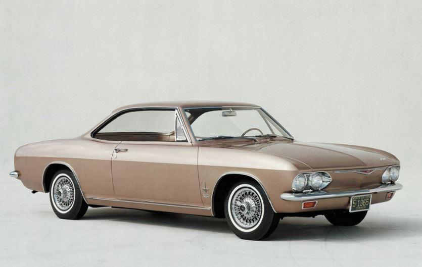Chevrolet Corvair, un coche peligroso al que le debemos mucho