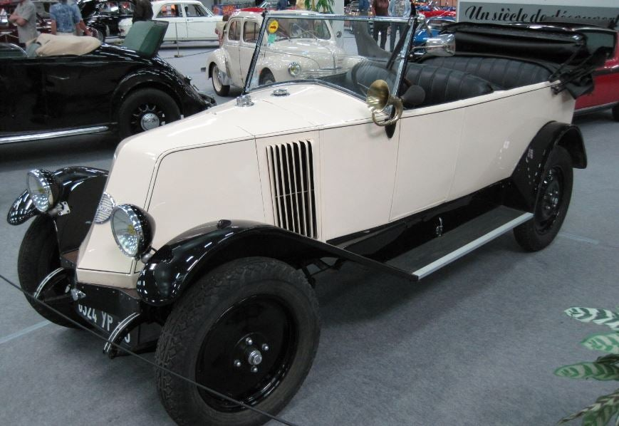 Citroën 6 CV.