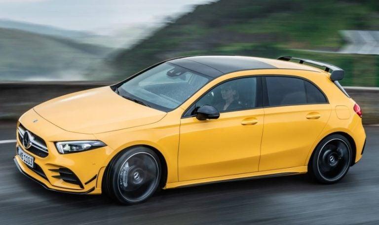 Mercedes-AMG A 35, facilitando el acceso a los deportivos compactos
