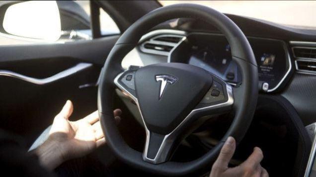 Funcionamiento del Autopilot de Tesla.