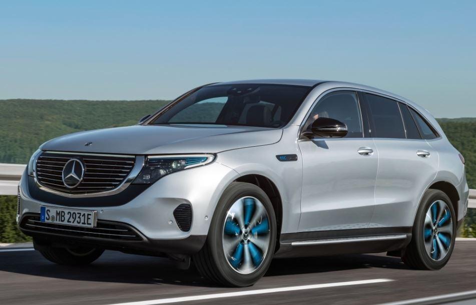 Nuevo Mercedes EQC, el nacimiento de la submarca eléctrica de Daimler