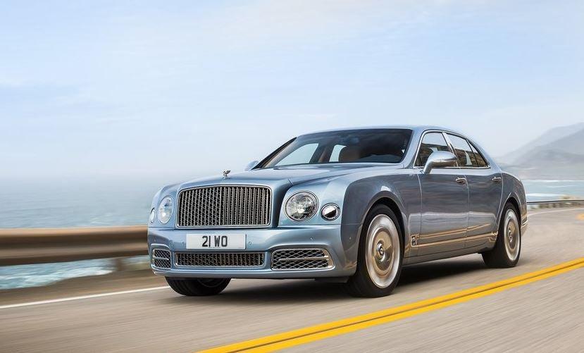 Bentley Mulsanne, un coche de reyes
