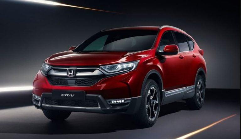 Honda CR-V 2019: cada vez mejor
