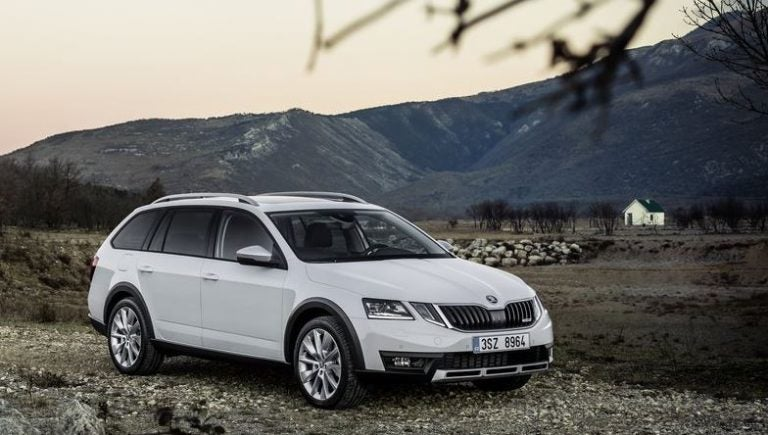 Skoda Scout: el coche perfecto para el turismo familiar