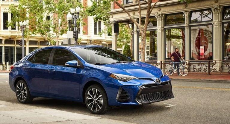 Nuevo Toyota Corolla, vuelve un clásico