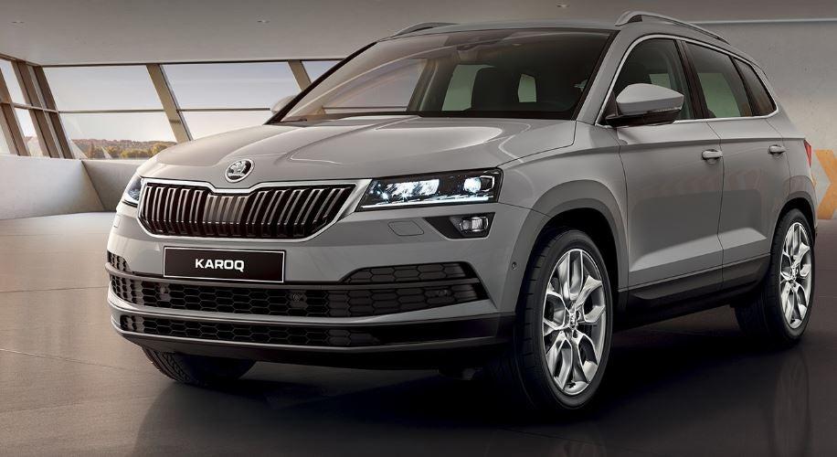 Skoda Karoq: un nuevo SUV compacto