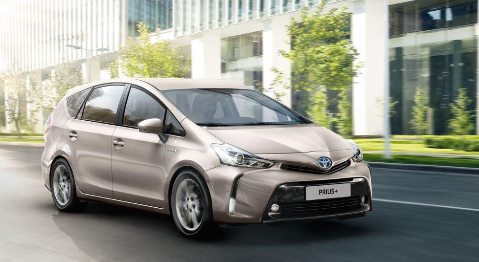 Toyota Prius 7 Plazas: un coche poderosamente ecológico