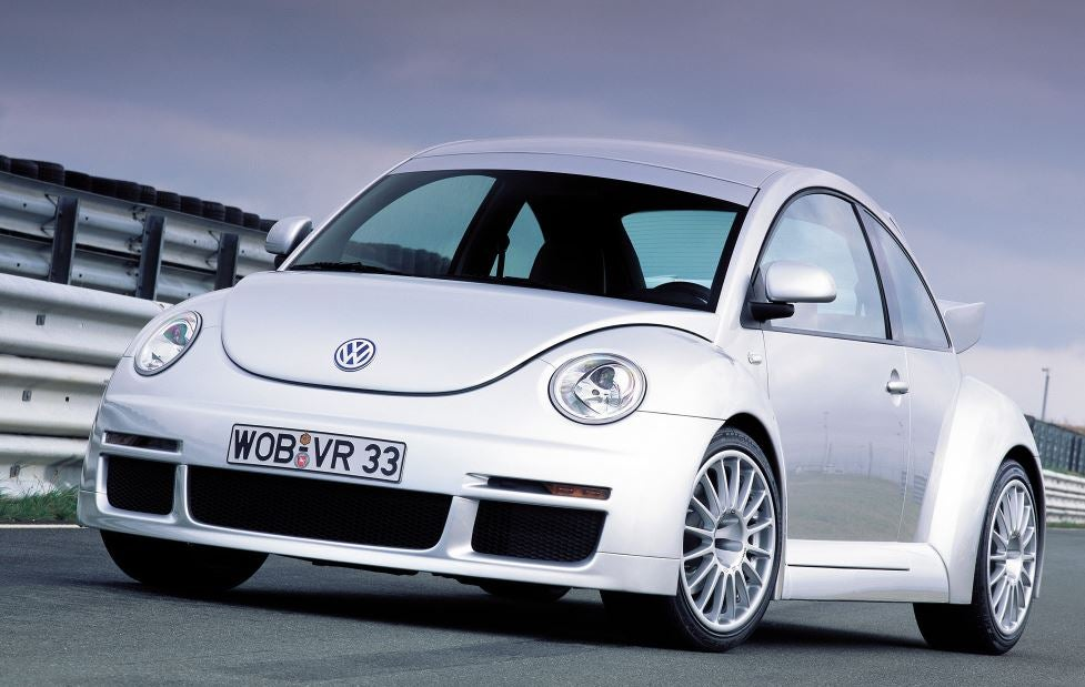 Volkswagen Beetle RSi, una bomba atómica alemana