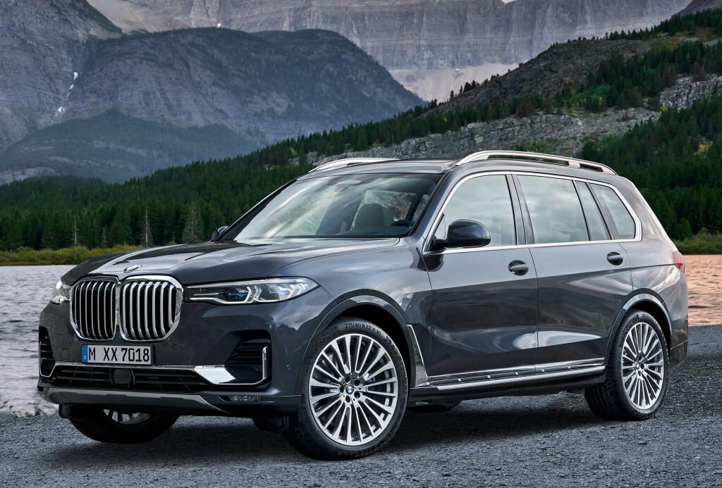 BMW X7, el nuevo buque insignia de BMW es un ostentoso SUV