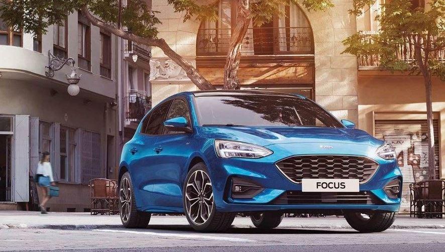 Los detalles del nuevo Ford Focus 2018
