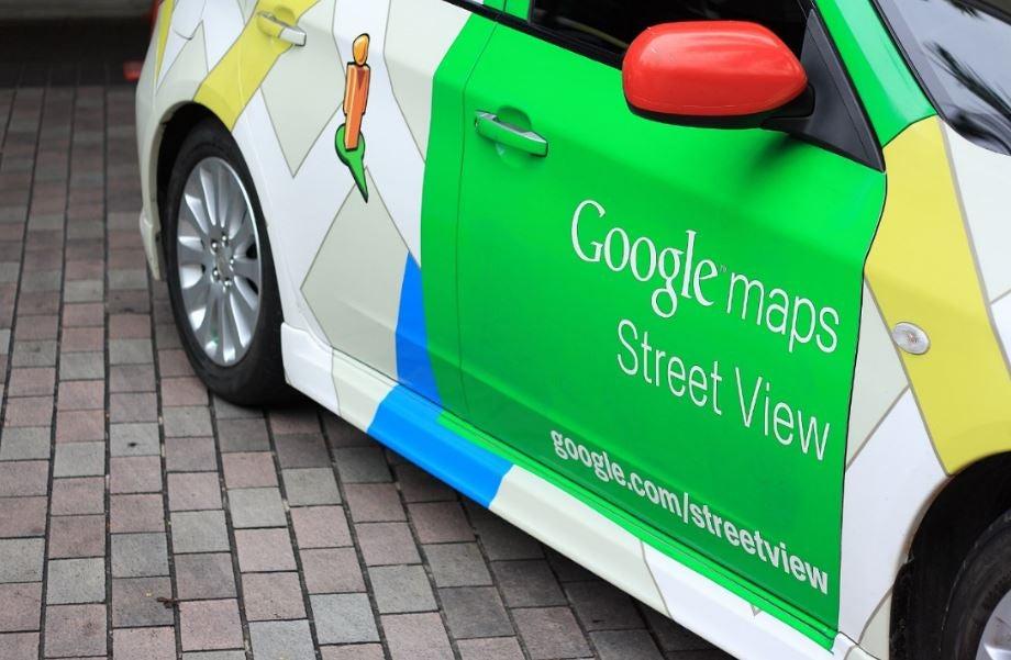 Coches de Google miden la contaminación