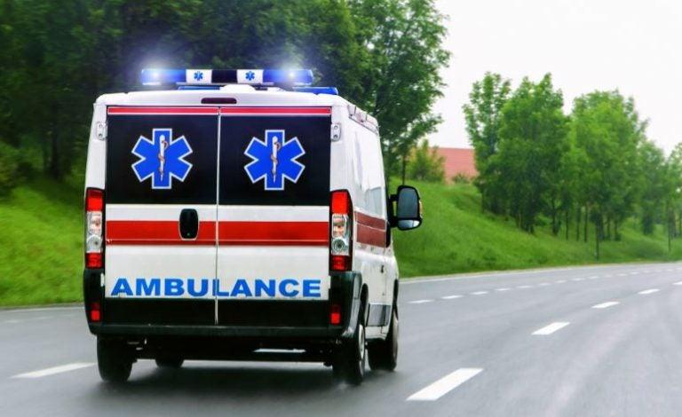 El código de circulación para ambulancias