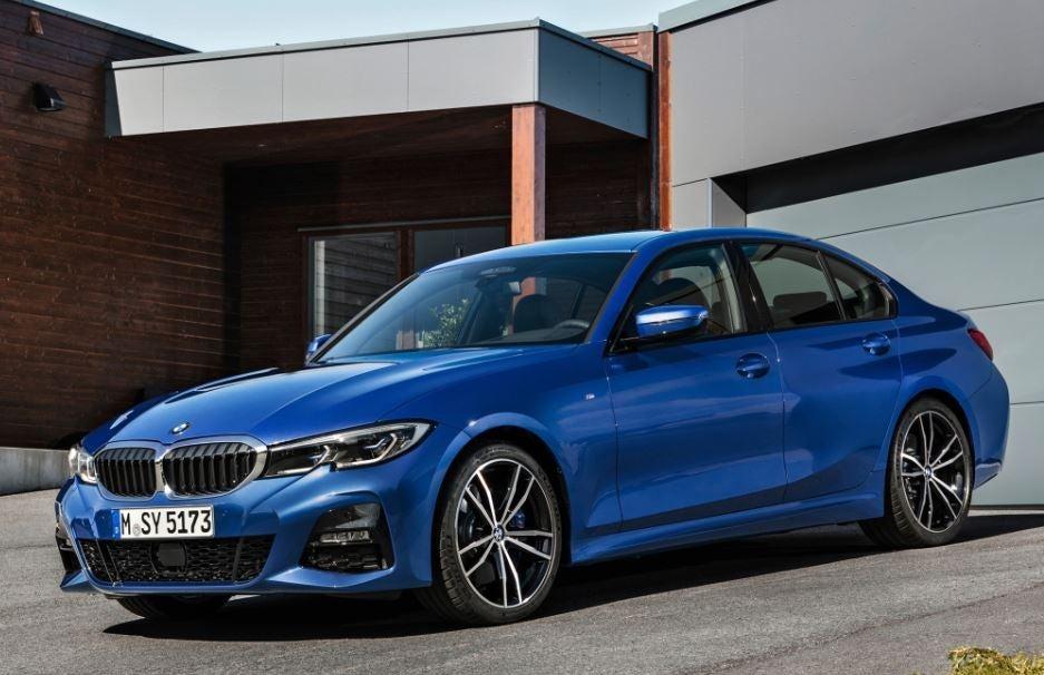 Diseño del nuevo BMW Serie 3.