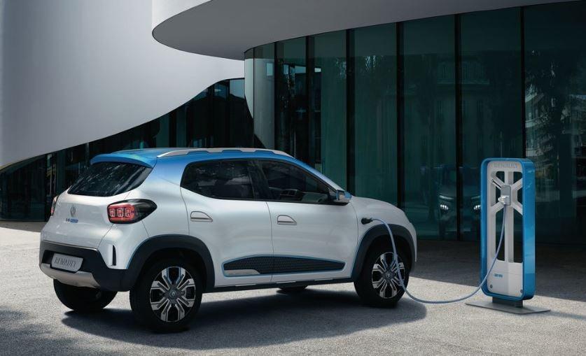 Diseño del Renault K-ZE.