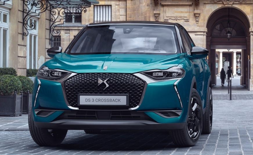 DS 3 Crossback 2019.