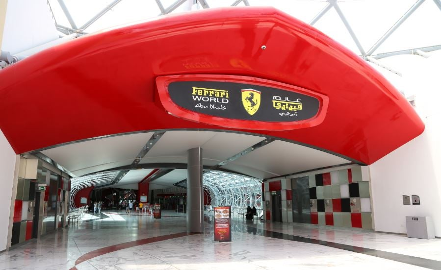 Ferrari Land.