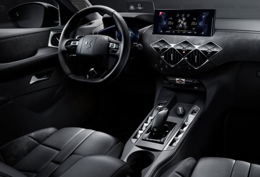 Interior DS 3 Crossback 2019.
