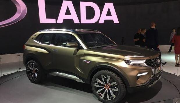 Lada 4X4 Vision.