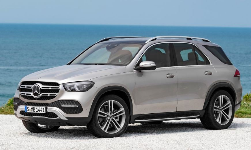 Mercedes GLE 2019, tecnología pura