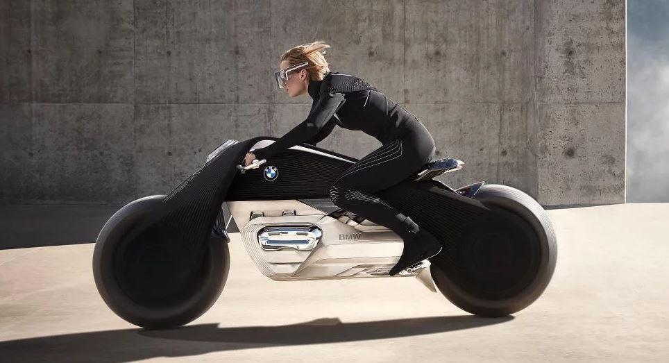 La llegada de las motos autónomas