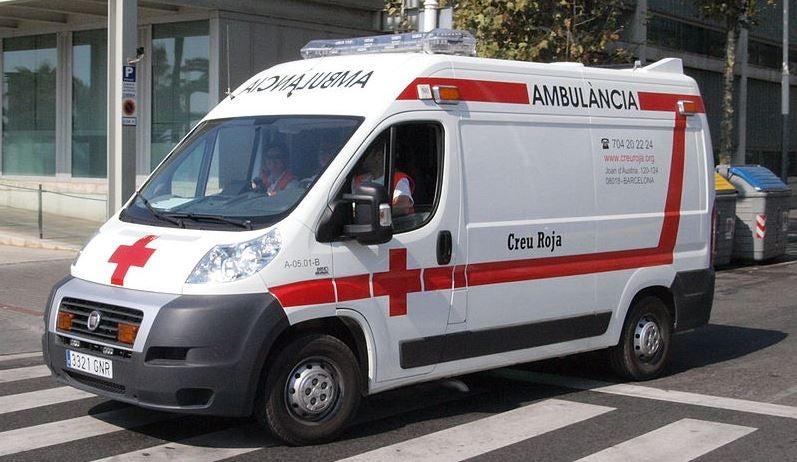Normas de circulación de una ambulancia.