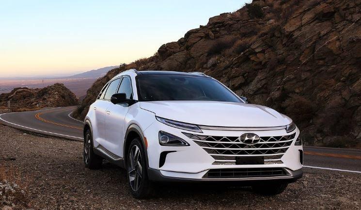Nuevo Hyundai Nexo 2018.