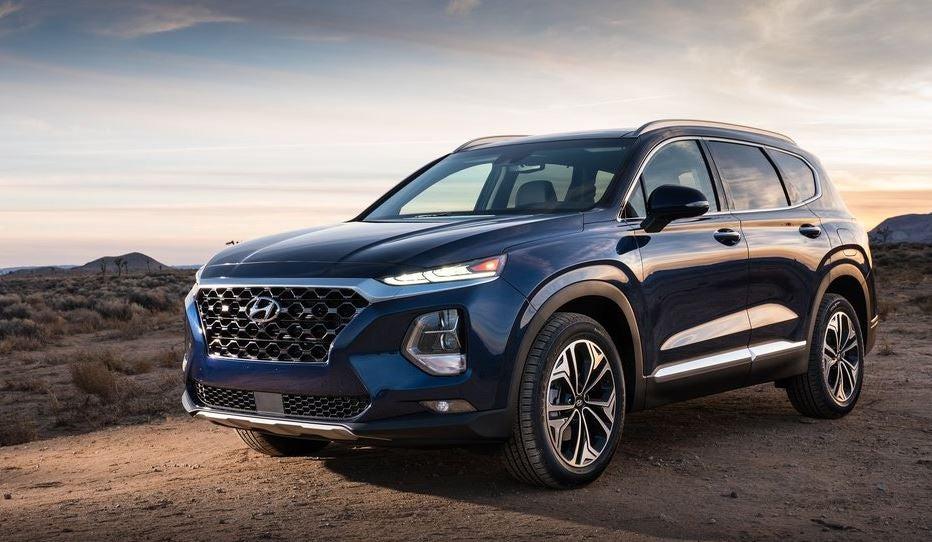 Hyundai Santa Fe 2018: imponente y familiar
