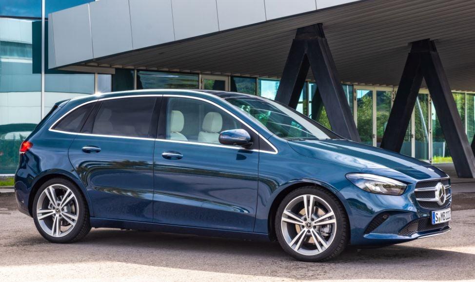 Nuevo Mercedes Clase B, el monovolumen para familias jóvenes