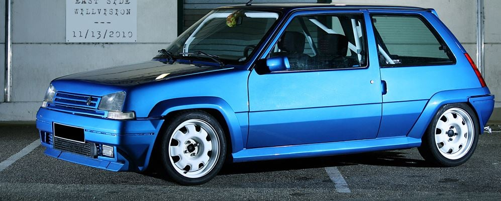 Renault 5 GT Turbo.