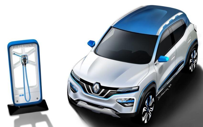 Renault K-ZE Concept.