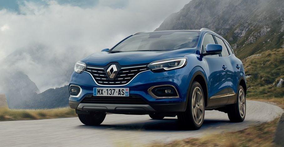 Pequeños cambios, Renault Kadjar 2019