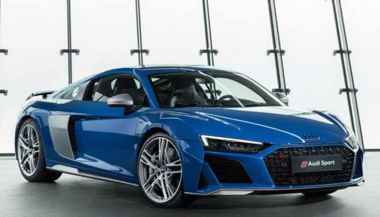 Audi R8 2019, se actualiza el superdeportivo del pueblo