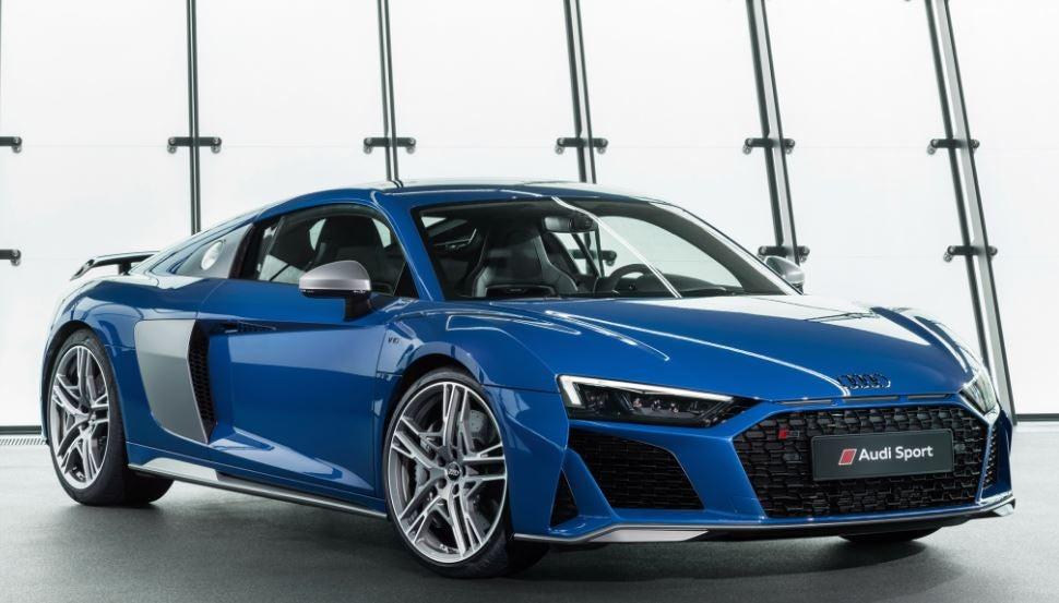 Audi R8 2019.